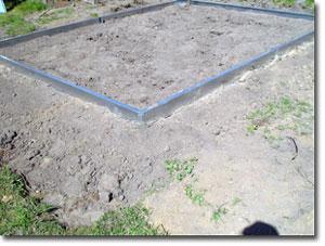 Etablering af fundament