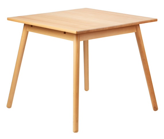 FDB møbler - C35 natur 82x82