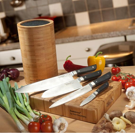 Endeavour køkkenredskaber