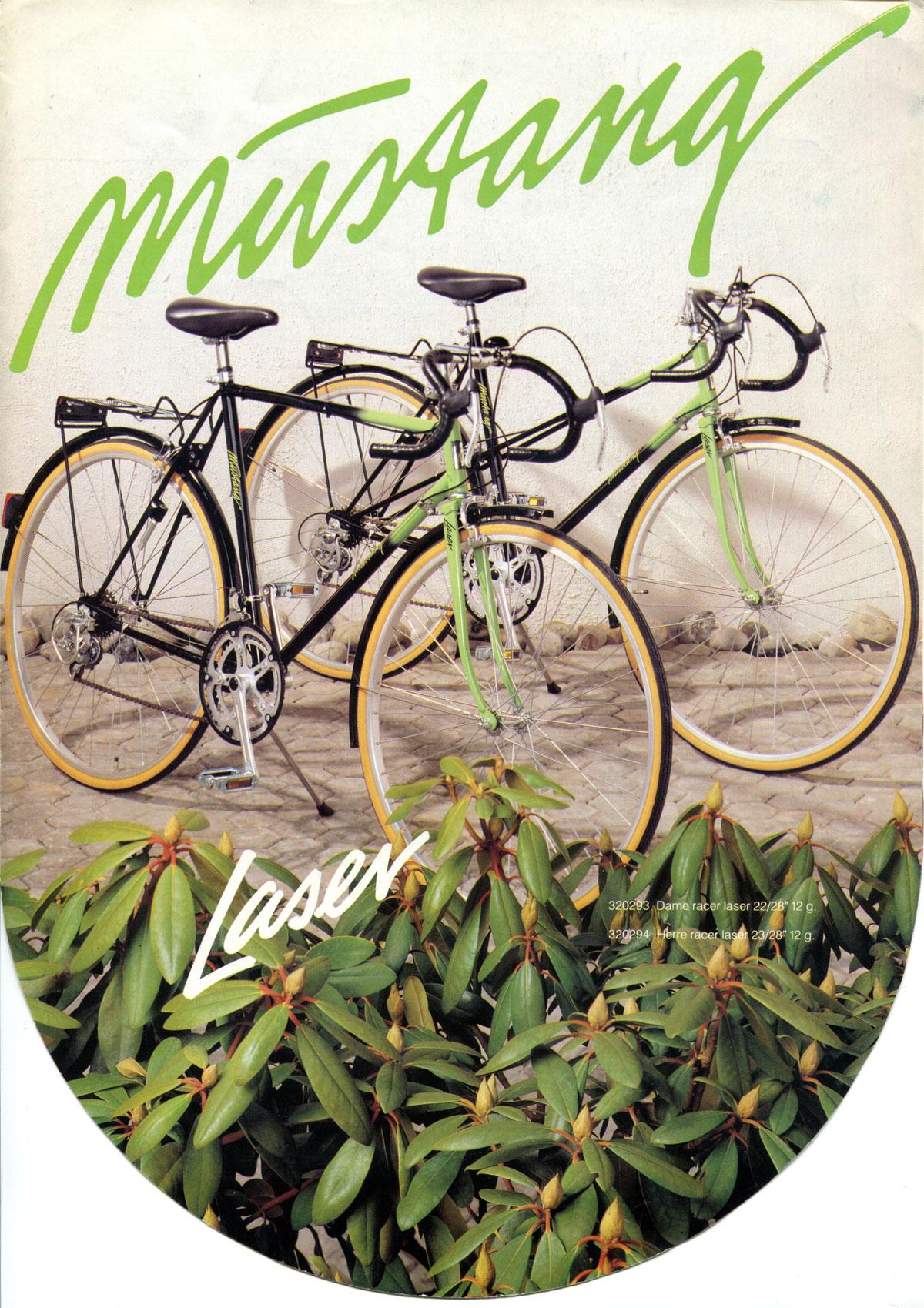 Retro cykler fra Mustang - Billede 2