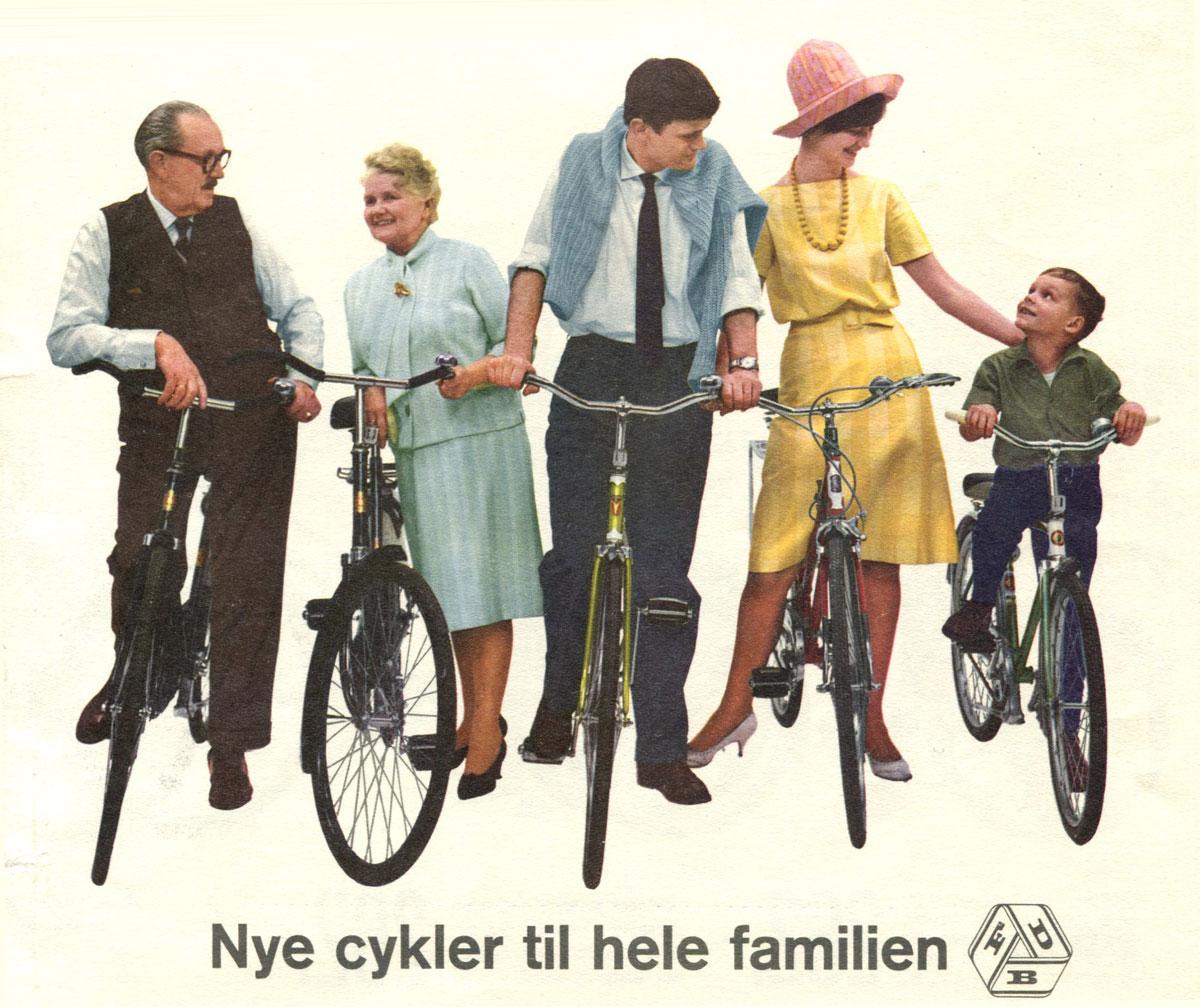 Retrocykler til hele familien - Billede 6