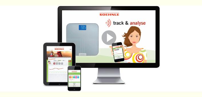 Soehnle Track & Analyse