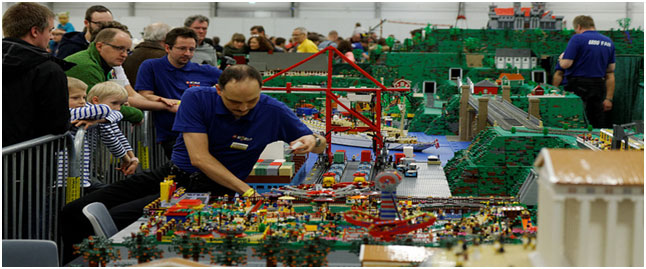 LEGO entusiasten - Billede 1