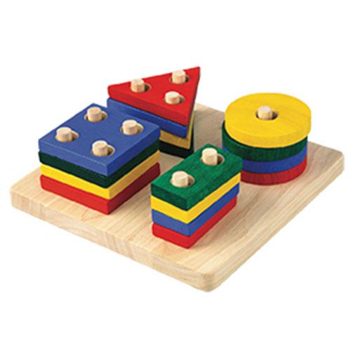 Mit første legetøj