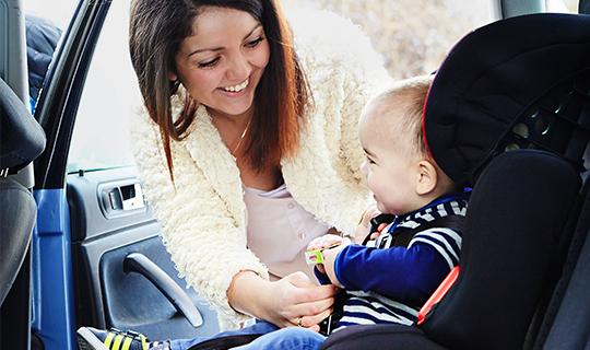 Hvordan vælger du en autostol køb autostol til dit behov