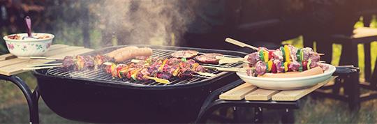 Grillfest uden stress