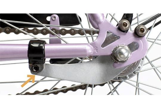 Vedligeholdelse af bremsearm på Mustang cykel